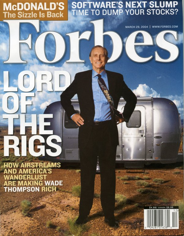 Airstream on Forbes cover