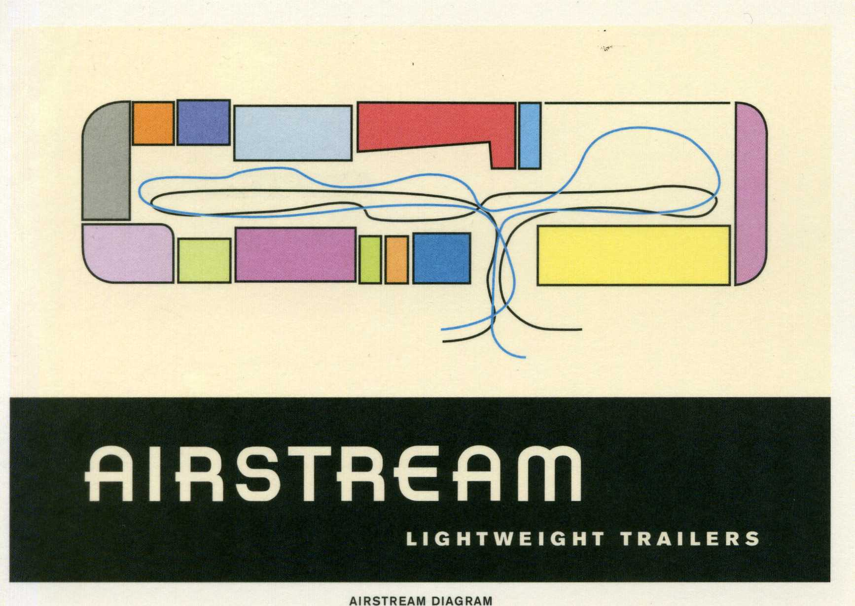 airstream           postcards